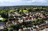 Boxmoor village of Hemel Hempstead, Hertfordshire, UK