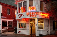The Lobster Pot restaurant, Provincetown, Cape Cod, MA
