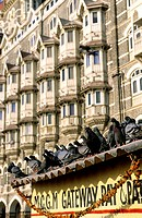India, Mumbai, Taj Mahal Hotel
