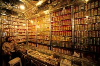 India, Hyderabad, Andhra Pradesh,Old City Market