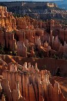 USA Utah Bryce Canyon Natural Park Sunrise Point