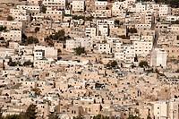 Israel, West Bank, Hebron, cityscape