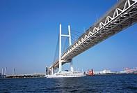 Yokohama Bay Bridge, Japan