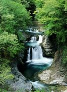 Houmei Falls, Sendai, Miyagi, Japan