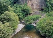 Gandate Gorge, Gero, Gifu, Japan