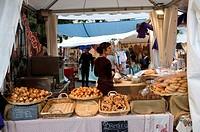 Paris, France, Food Market of Boulevard Lenoir