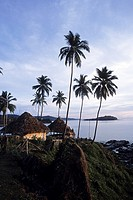 Port Blair, Andaman India  The hilly city of Port Blair also known as Emerald Islands, the capital of the Andaman and Nicobar Islands, a union territo...