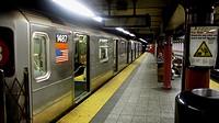 Seventy second Street subway station. Upper West Side Manhattan. New York, New York. USA.