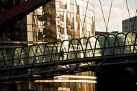 Paris, France- Commercial Architecture, Corporate Headquarters Buildings, French Companies, La Défense Commercial Center
