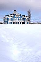 Estate house 1800s, Gorka Galskikh, Cherepovets, Vologda region, Russia