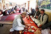 restaurant in Afghanistan