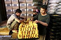 sweet factory in afghanistan
