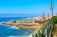 Ericeira, Praia do sul, Do sul beach, Mafra, Portugal, Europe.