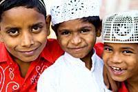 Cute Indian Muslim boys.