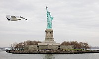 New York City , Statue of liberty