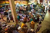 Binh Tay Market Cho lon. Ho Chi Minh City (formerly Saigon). South Vietnam.