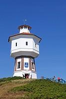 Water tower, Langeoog, East Frisian Island, East Frisia, Lower Saxony, Germany, Europe