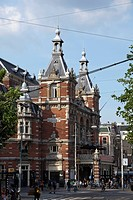 Stadsschouwburg city theater, Amsterdam, Holland, Netherlands, Europe
