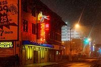 Strip club, Atlantic City, New Jersey, NJ, USA