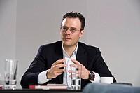 Karl Matthaeus Schmidt, CEO Quirin Bank AG, Berlin, Germany, Europe