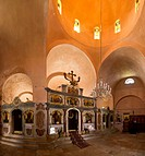 Agios Iasonas Kai Sosipatros, Kanoni, Kerkyra, Corfu, Europe, Greece, church, monesetry,