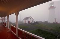QUIRPON LIGHTHOUSE INN, Newfoundland, canada