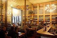 The House Cafe, Bar and Restaurant, Beyoglu district, Istanbul, Turkey