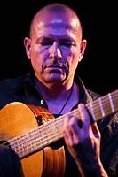 The guitarist Ottmar Liebert