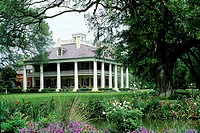 Houmas House Plantation and Gardens, Louisiana, United States of America, Americas