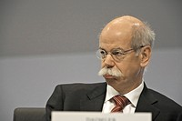 Dr. Dieter Zetsche, Chairman of the Board of Daimler AG, Head of Mercedes-Benz Cars, Daimler AG Annual Press Conference