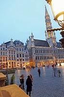 Grande Place, Groote Markt, Brussels, Belgium, Europe