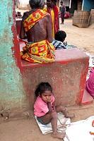 Malliguda village, Orissa, India