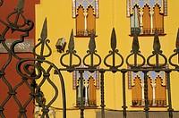 Córdoba Spain  Detail in the historical city of Cordoba