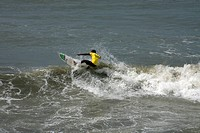 Surfing at the Bay of Bengal Surf the Nations organized 6th Surf Classic Tournament at Kolatoli Beach in CoxÆs Bazar More than 50 participants contest...