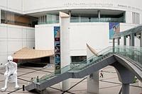 Asia, Thailand, Bangkok, Art and Culture Center