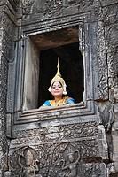 Asia, Cambodia, Siem Reap, Angkor, Angkor Wat, Angkor Thom, Bayon, Apsara, Apsara Dancer, Asian Woman, Asian Women, Cambodian Woman, Cambodian Women, ...