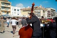 -Sardanas Dance- Catalonia, Spain.