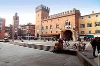 Palazzo Municipale, Ferrara, Emilia-Romagna, Italy