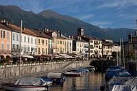 Cannobio, Lake Maggiore, Italian Lakes, Piedmont, Italy, Europe