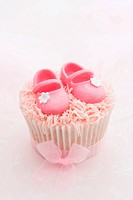 Cupcake for a little girl