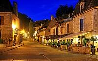 France, Dordogne, Beynac-et- Cazenac in Dordogne Valley