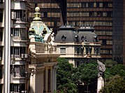 Theatro Municipal, National Library, Rio de Janeiro, Brazil