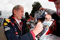 Helmut Marko, Australian Grand Prix, Melbourne, Australia