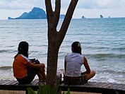Krabi  Thailand.