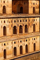 India - Madhya Pradesh - Orchha - Chhatris