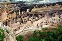 ´Cliff Palace´ at Mesa Verde National Park, Colorado, United States