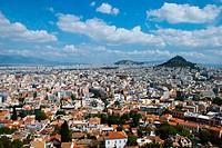 Greek city, Athens