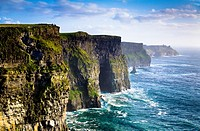 Cliffs of Moher  County Clare, Ireland