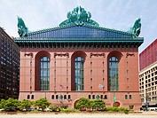 Harold Washington Library Center,Chicago, Illinois