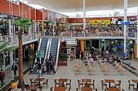 ZOFRI, free trade zone, shopping centre, Freihandelszone, Einkaufszentrum, Iquique, Norte Grande, northern Chile, Nordchile, Chile, South America, Sue...